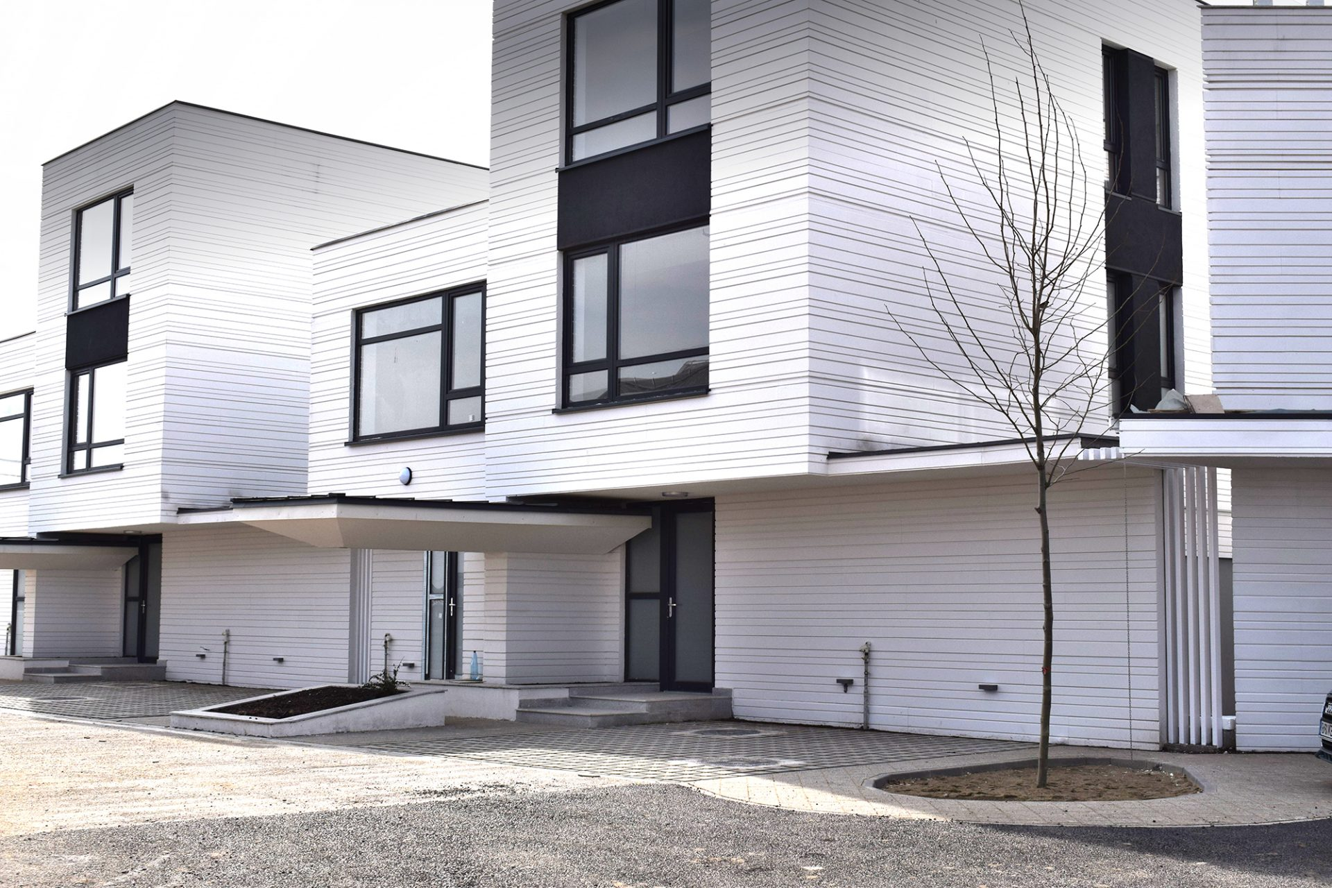 exterior proiect imobiliar albert ploiesti